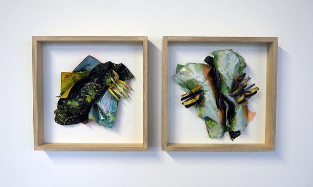 , 'Artisanal Diptych,' 2015, Spotte Art