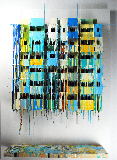 , 'Neighbourhood VII,' 2016, Woolff Gallery