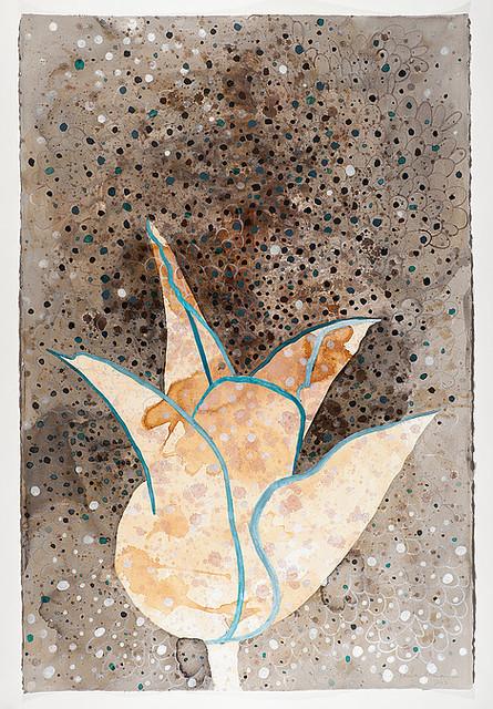 , 'Flower Fireworks,' 2013, K. Imperial Fine Art
