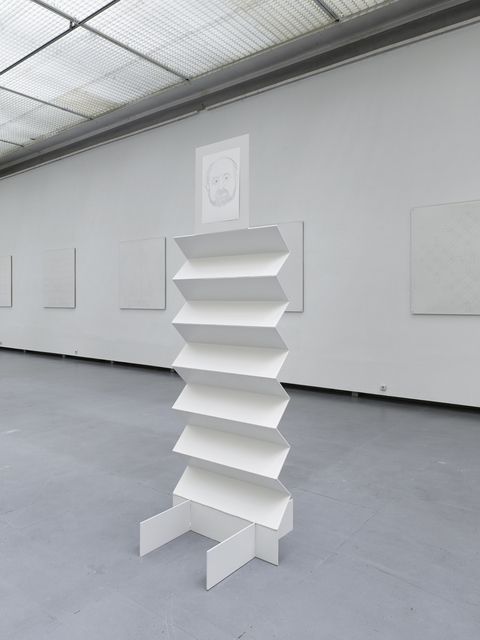 , 'White Elements (large_vilnius_5),' 2016, dépendance