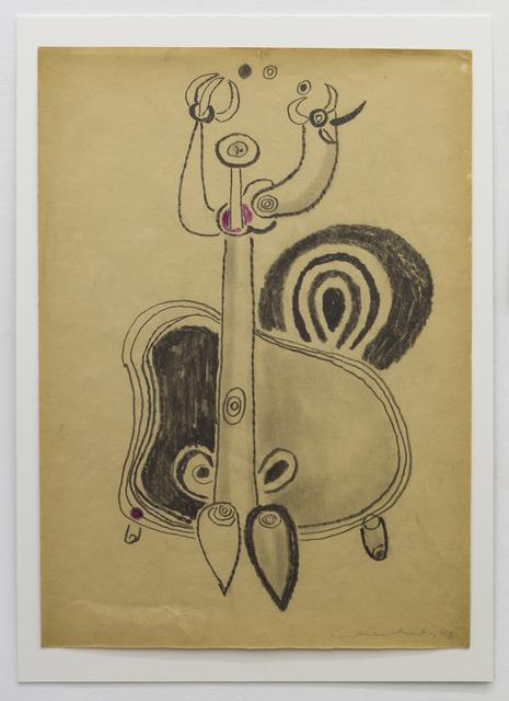 , 'FRAU AM TISCH,' 1948, Galerie Elisabeth & Klaus Thoman