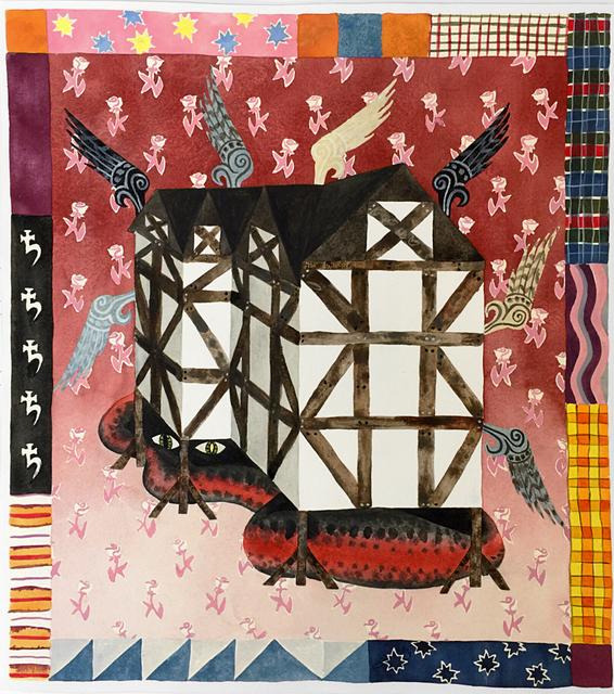 , 'House of Revelations,' 2018, Tillou Fine Art