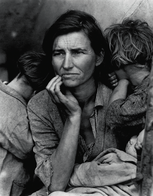 Dorothea Lange, 'Migrant Mother, Nipomo, CA', 1936, Aperture Foundation