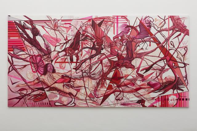 , 'A Grande Tela,' 2015, Galeria Nara Roesler
