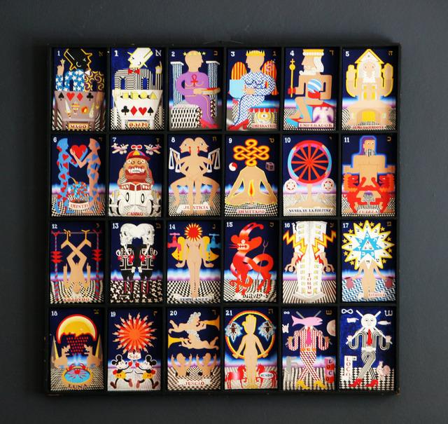 , 'Juego de Tarot,' 1995, ADN Galería
