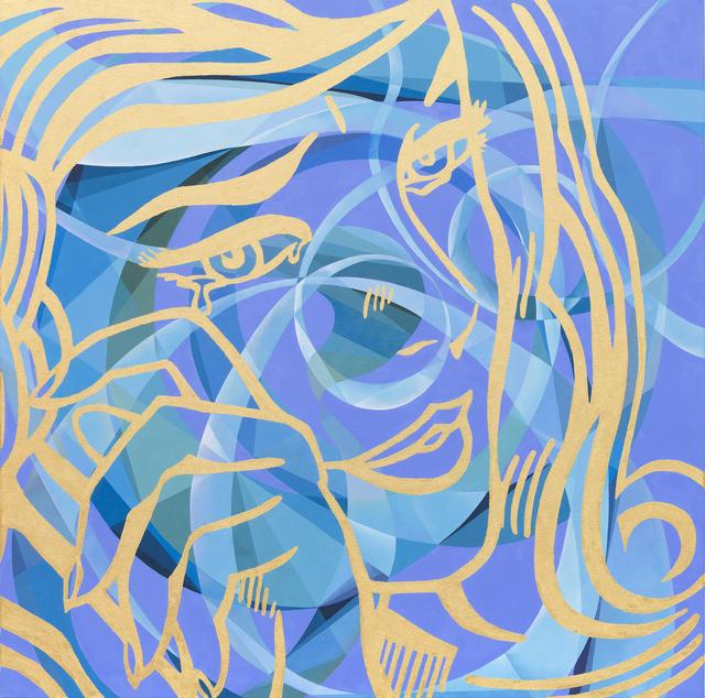 , 'Fantasia (2),' 2015, Sophia Contemporary