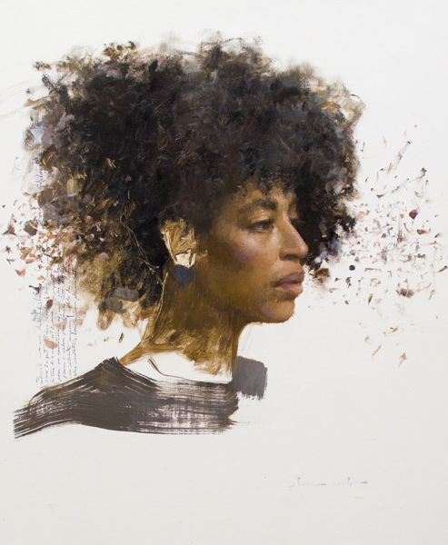 , 'Sarah,' 2014, Cynthia Corbett Gallery