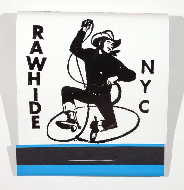 , 'Rawhide,' 2016, Jonathan Ferrara Gallery