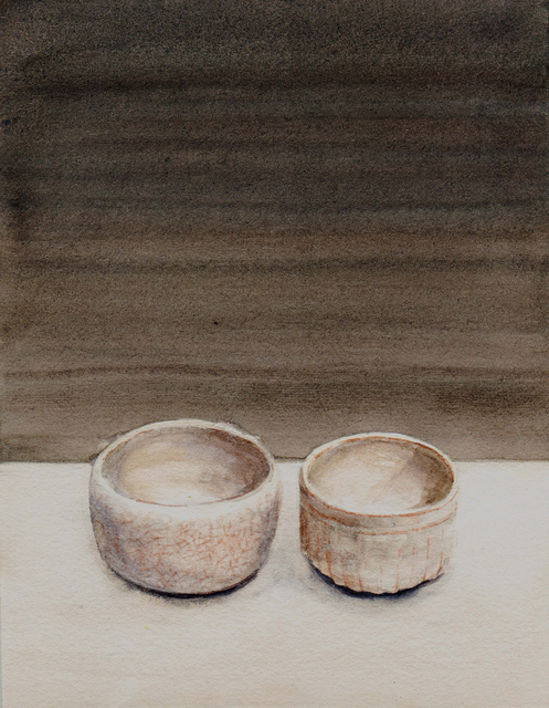 , 'Two Vietnamese Bowls, 12th-14th c. (Museum of Art),' 2016, G. Gibson Gallery