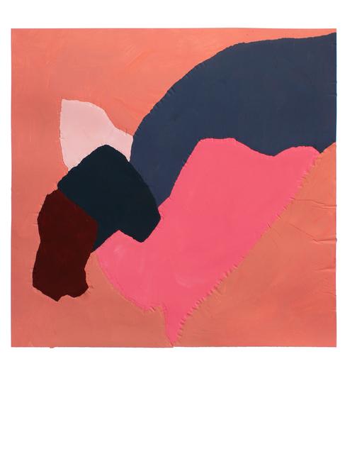 Clare Dudeney, 'I fall, I flow, I melt', 2018, The Dot Project