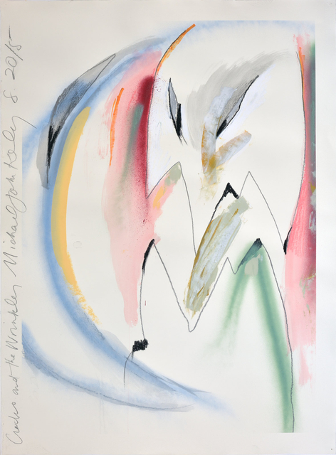 , 'Cracks and the wrinkles,' 2015, Galerie Kornfeld