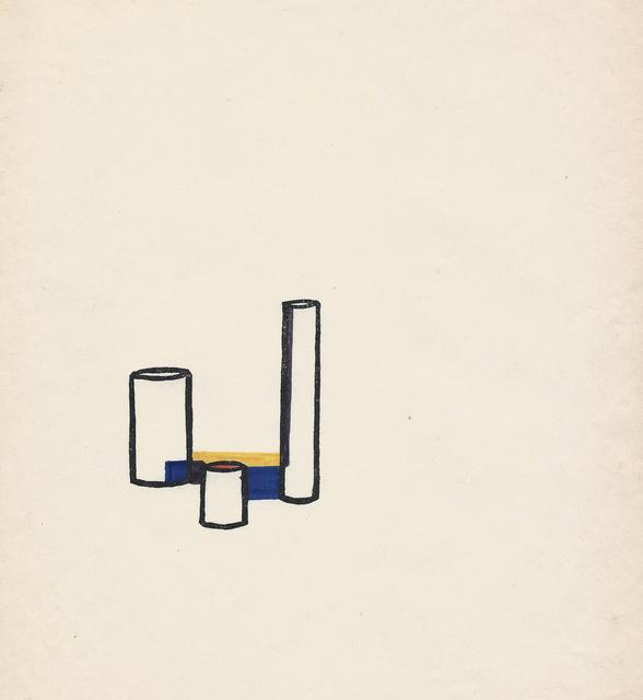 , 'Tarjeta de felicitación,' 1967, Galería La Caja Negra