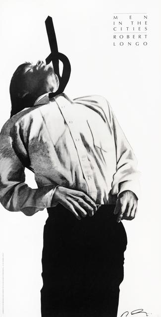 Robert Longo, 'Men In The Cities', 1991, Tate Ward Auctions
