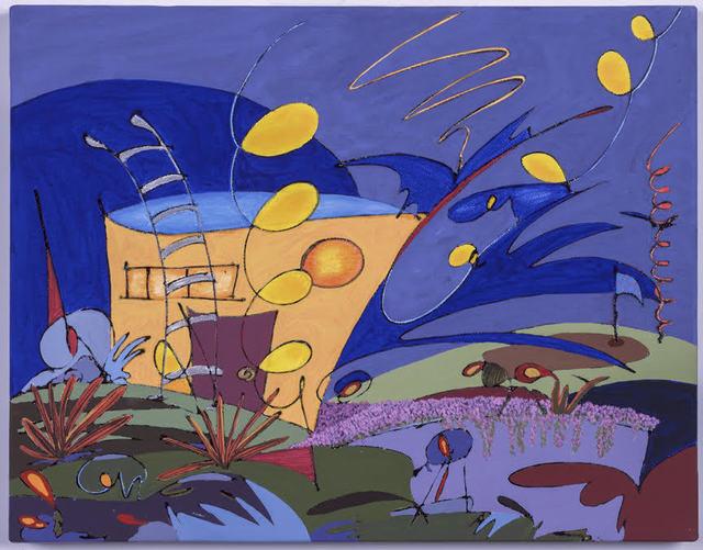 , 'Drop Me Off,' 2001, Joshua Tree Art Gallery