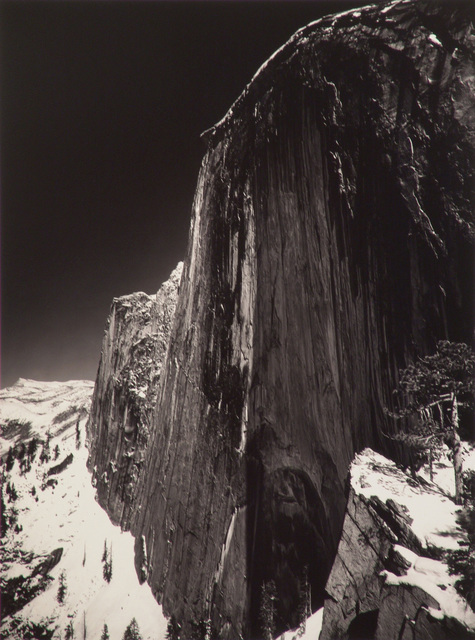 , 'Monolith, The Face of Half Dome, Yosemite National Park, California,' 1926, Etherton Gallery