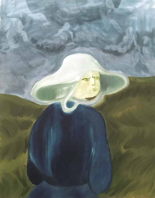 , 'Haunted woman,' 2017, Projet Pangée