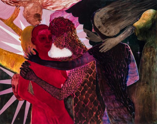 , 'A Kiss Three Times,' 2018, New Image Art