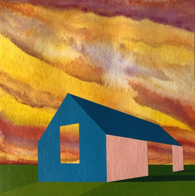 , 'Voyager,' 2018, Susan Eley Fine Art