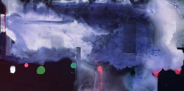 , 'Star Gazing,' 1989, Helen Frankenthaler Foundation