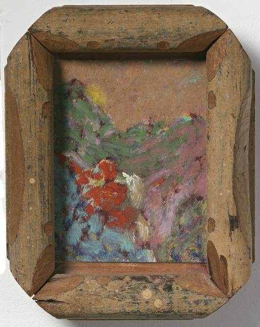 , 'Fairy Tale Street,' 1953, Anglim Gilbert Gallery