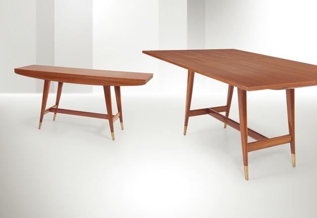 Gio Ponti, 'a table, Italy', ca. 1950, Cambi