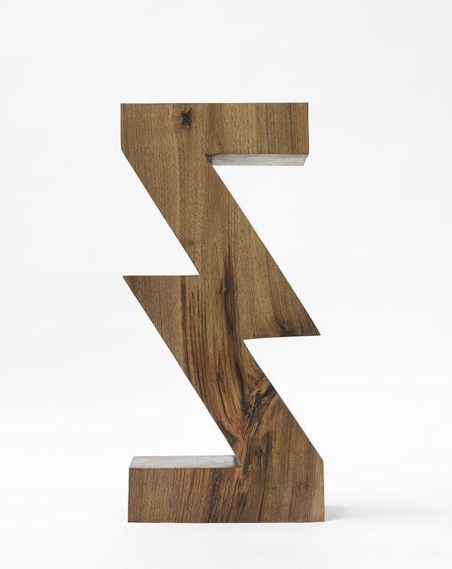 , 'Sculpture Object 43: ZigZag Division ,' 2016, KÖNIG GALERIE