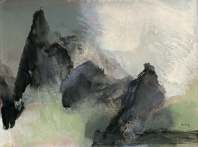 , '84-07 ,' 1984, Galerie du Monde