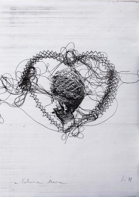 Maria Lai, 'Heart', 1992, Finarte