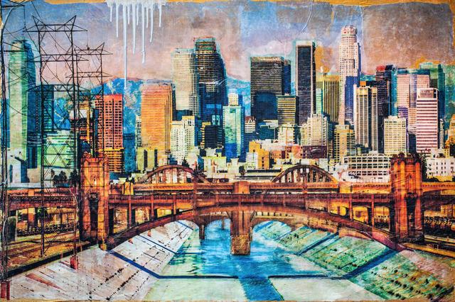 , 'Moody Los Angeles in 2015,' 2015, Impact Art Gallery