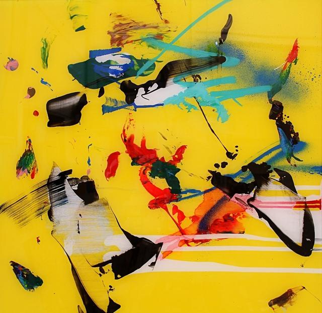 , 'ATLAS Yellow,' 2019, Aurora Vigil-Escalera Art Gallery
