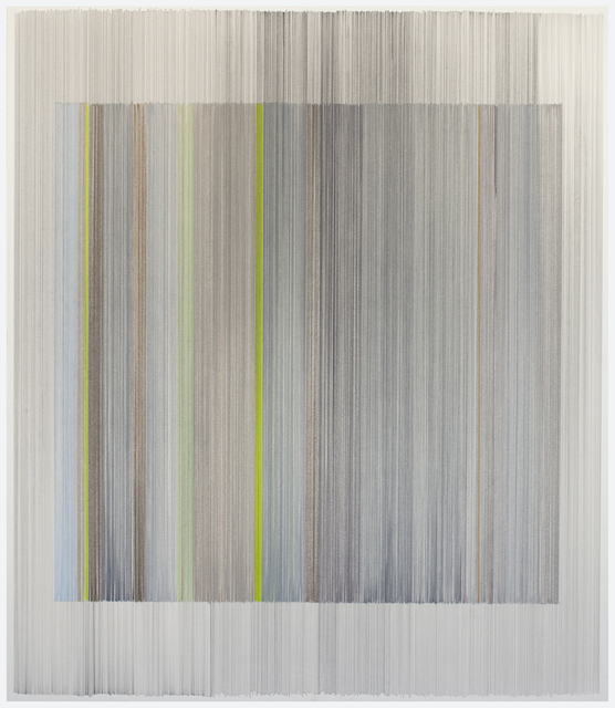 , 'unfold 10,' 2016, Carrie Secrist Gallery