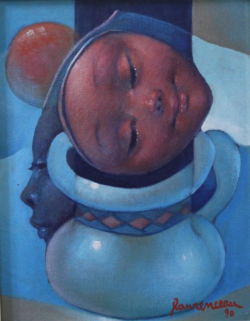 , 'Untitled,' 1990, Myriam Nader Haitian Art Gallery