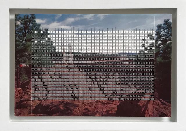 , 'Borrowed Landscapes Study No.63/CO, Royal Gorge Suspension Bridge,' 2017, k contemporary