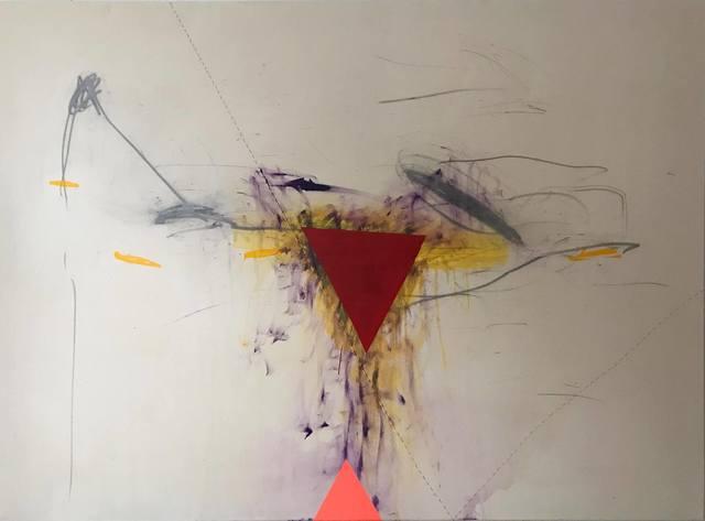 , 'Triangle,' 2016, GALERIE OVO