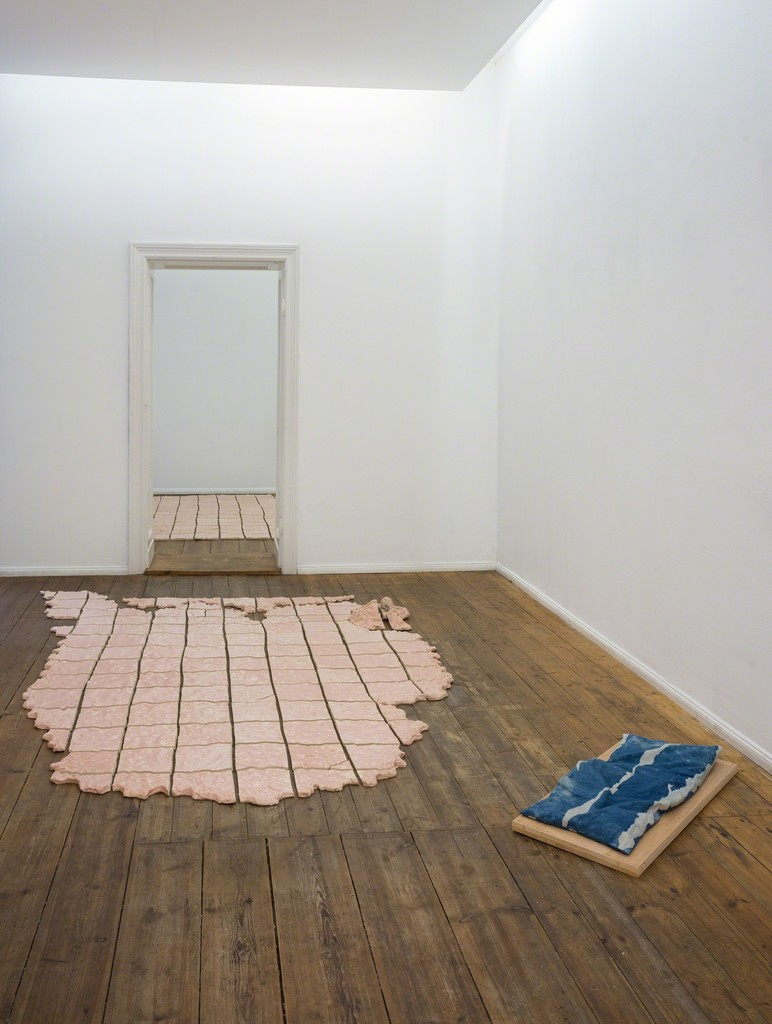 Ada Van Hoorebeke , The Shop Floor  (installation view), 2013, installation mixed media, variable dimensions,