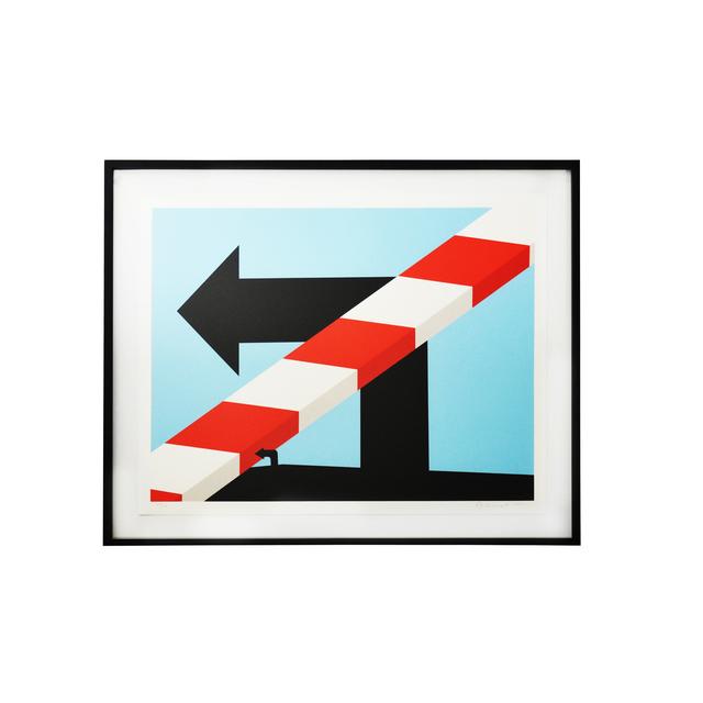 , 'US Highway # 1,' 1978, Galeria Houssein Jarouche