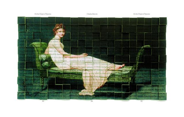 Artemis Potamianou, 'On the Origin of Art series: David's Madame', 2013, IFAC Arts