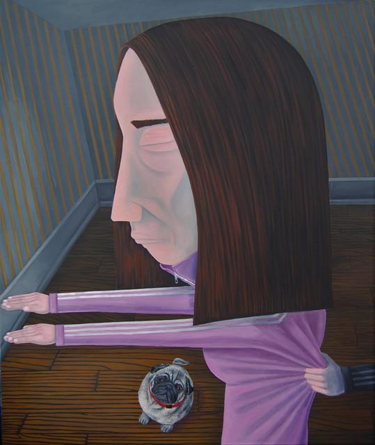 , 'Sleepwalking,' 2019, 532 Gallery Thomas Jaeckel