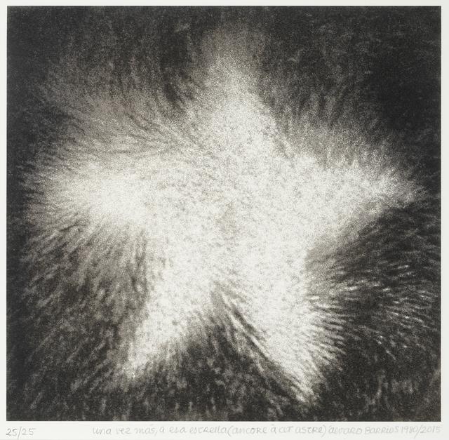 , 'Una vez más, a esa estrella (ancore a cet astre),' 1980, Henrique Faria Fine Art