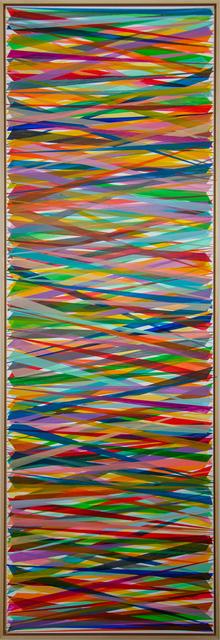 , 'Horizontales Zig-Zag No.10,' 2019, Bartha Contemporary