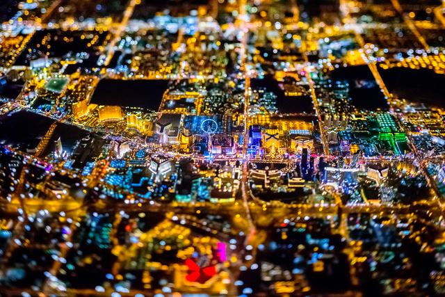 Vincent Laforet, 'Las Vegas II', 2015, Fahey/Klein Gallery