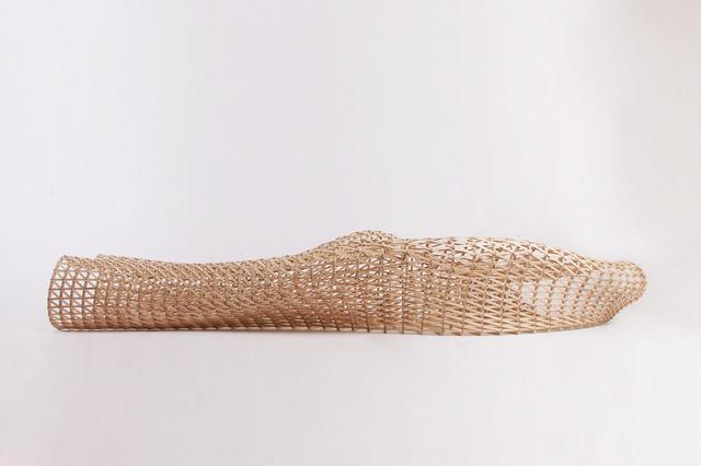 , 'Polygon Bench 02,' 2012, Gallery LVS