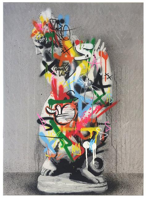 , 'Crouching Venus,' 2015, Black Book Gallery