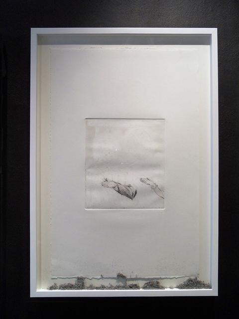 , 'Effacing Memory#8,' 2014, Jozsa