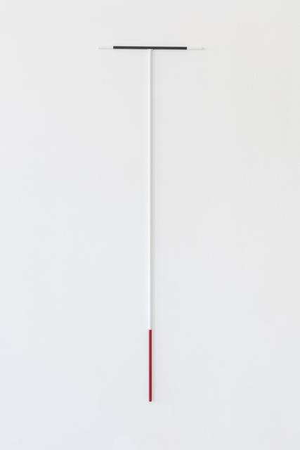 , 'Untitled (wand/cane),' 2017, MKG127