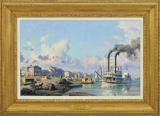 , 'Louisville, The People's Line,' , Eisele Gallery of Fine Art