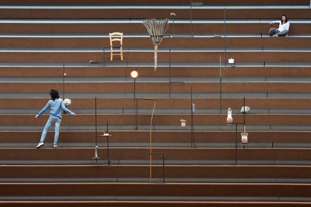 , 'INTERMISSION,' 2013, Hammer Museum