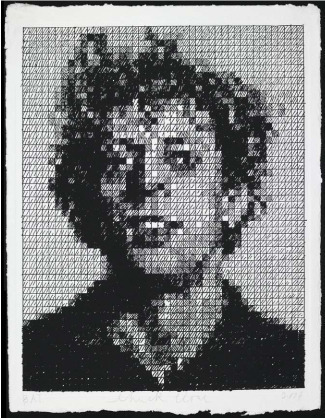 , 'Phil Crosshatch,' 2010, Contessa Gallery