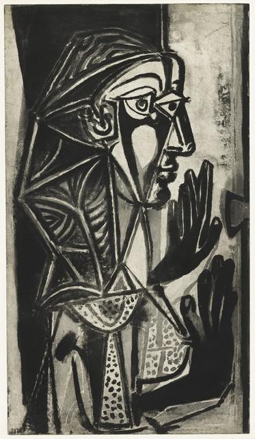 Pablo Picasso, 'La Femme à la fenêtre (B. 695; Ba. 891/II/A)', 1952, Sotheby's