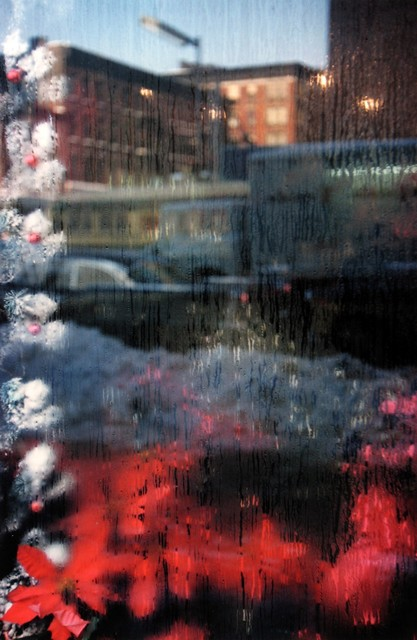 Saul Leiter, 'Christmas', 1950s, Photography, Chromogenic print; printed later, Howard Greenberg Gallery